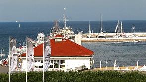 sopot molo najdłuższe drewniane molo w Europie