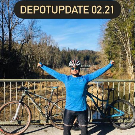 Depotupdate 02.21