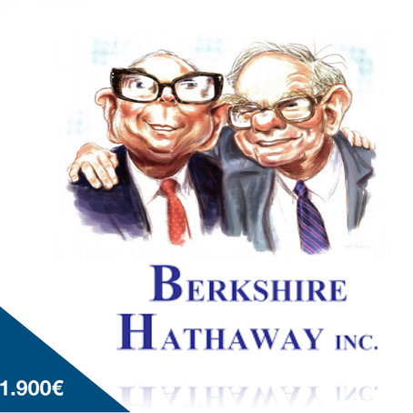 Berkshire Hathaway....