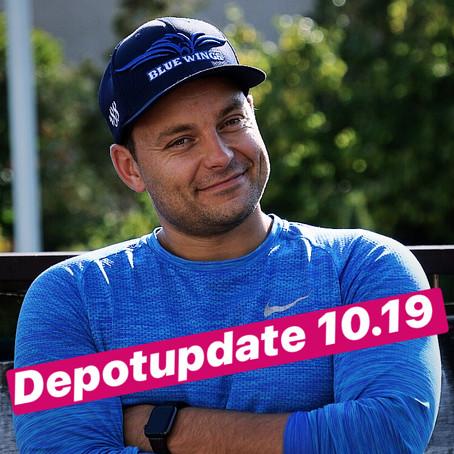 Depotupdate 10.19