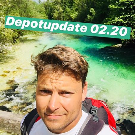 Depotupdate 02.20