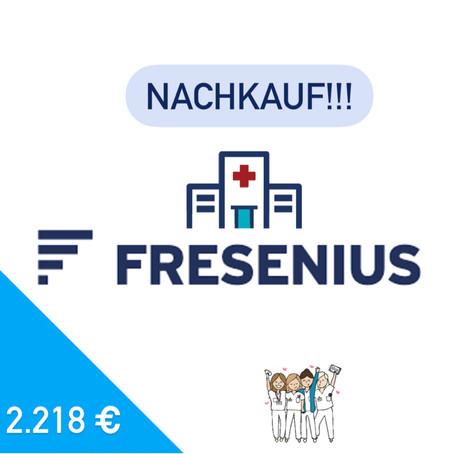 Fresenius und die rote Laterne...