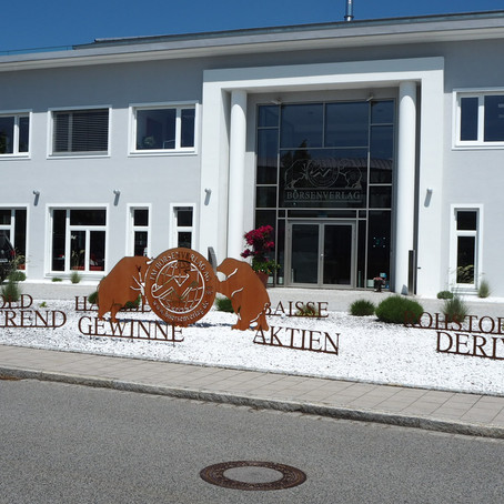 Schon mal von Deutschlands einzigartigem Börsenmuseum in Rosenheim gehört?