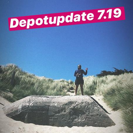 Depotupdate 7.19