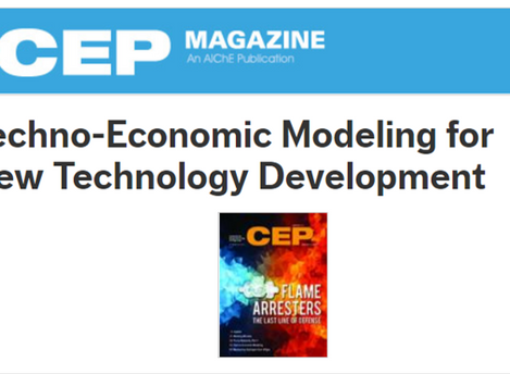 New article from Burk Engineering in CEP Magazine