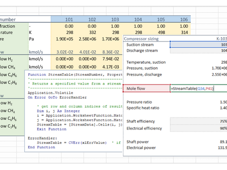 Pro Tip: Searchable Excel Stream Tables with VBA
