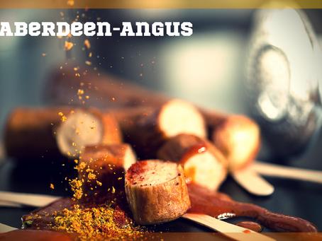 Bio-Currywurst vom Aberdeen-Angus