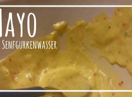 Mayonnaise mit Spreewälder Senfgurkenwasser