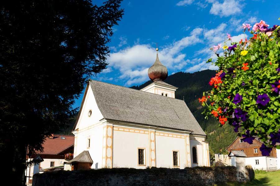 Himmlisch Urlauben in St. Nikolai im Sölktal