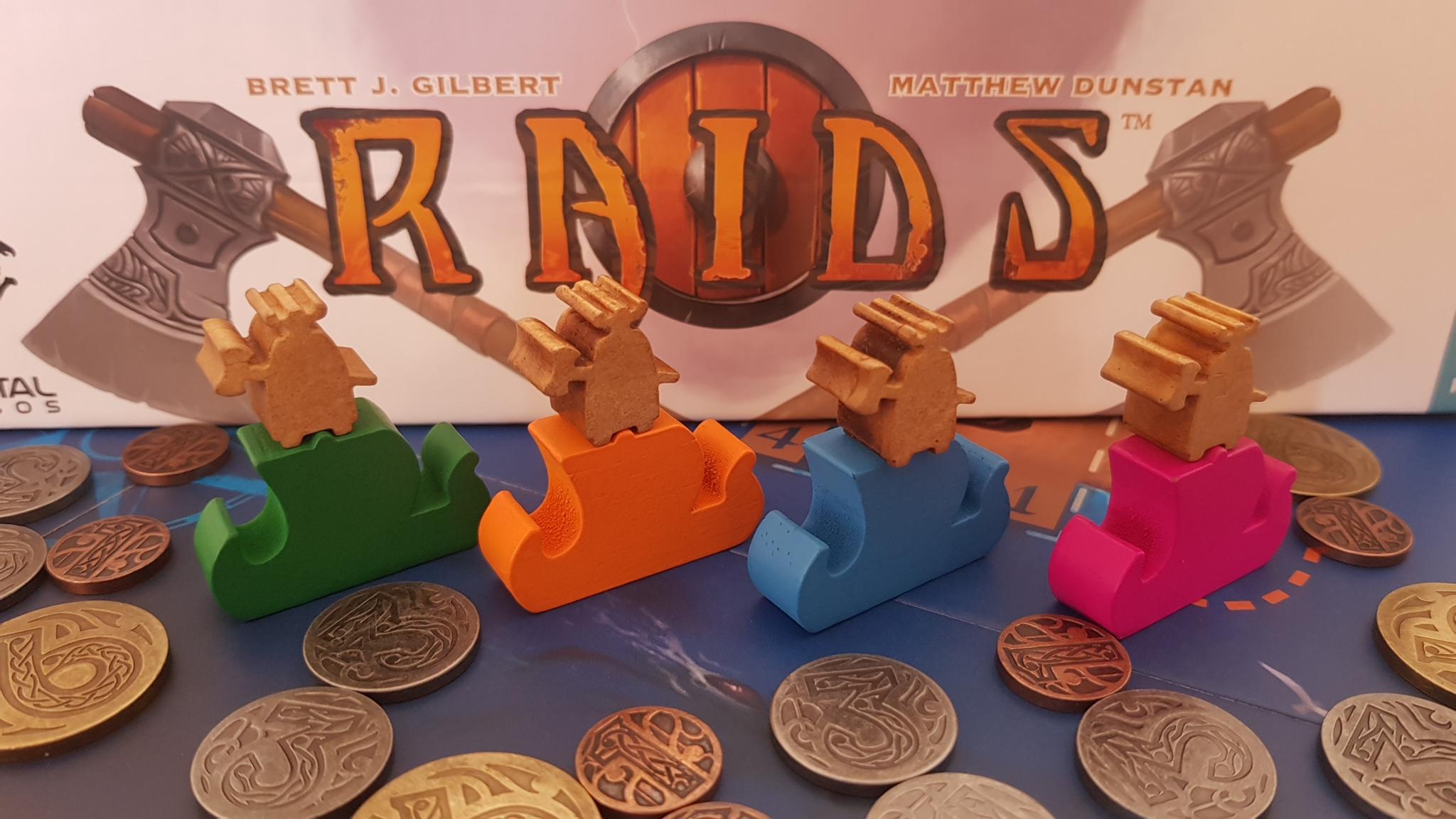 Raids 1
