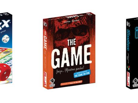 ¡Tres nuevos juegos de NSV al catálogo de Fractal!