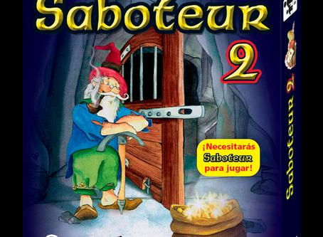 ¡Ha llegado Saboteur 2!