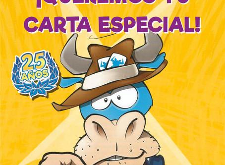 CONCURSO INTERNACIONAL: nueva carta para ¡TOMA 6!