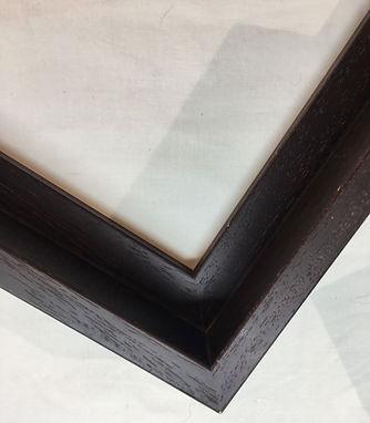 Float Frame Profile- framing course