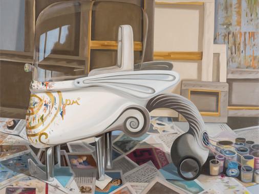Painting Machine no.1