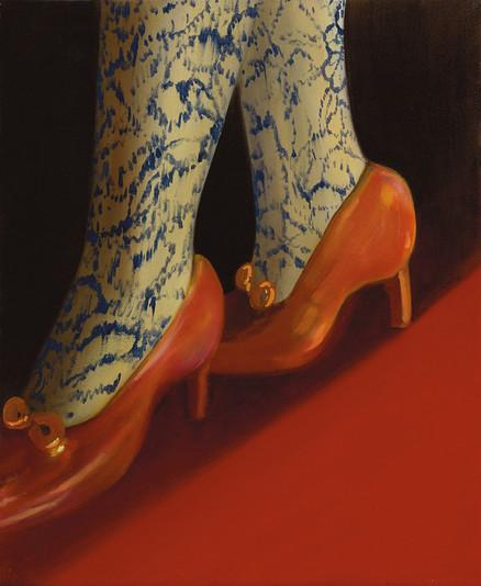 35 x30cm, oil on canvas, 2010. Private collection, IL