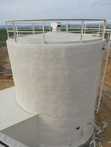 water-tank-with-closed-cell-foam.JPG