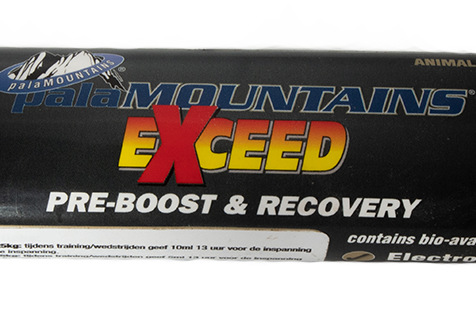 palaMOUNTAINS Exceed Pre Boost 80 ml