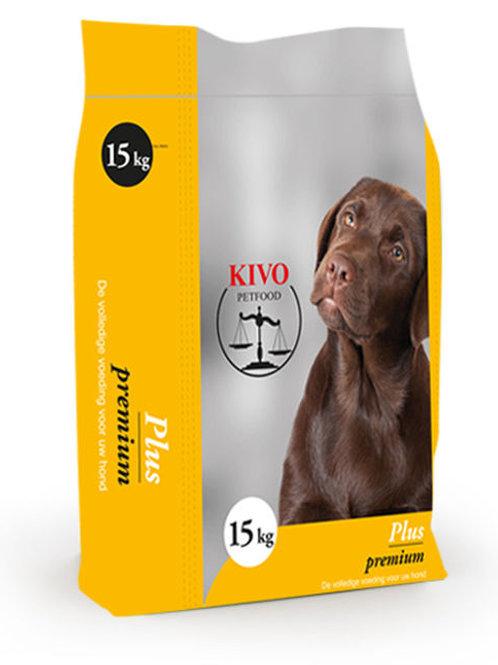 Kivo Petfood brokken Plus Premium (Krokant)