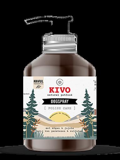 Kivo Petcare Dog Spray Polish Care (aluminiumdop ipv sprayer)