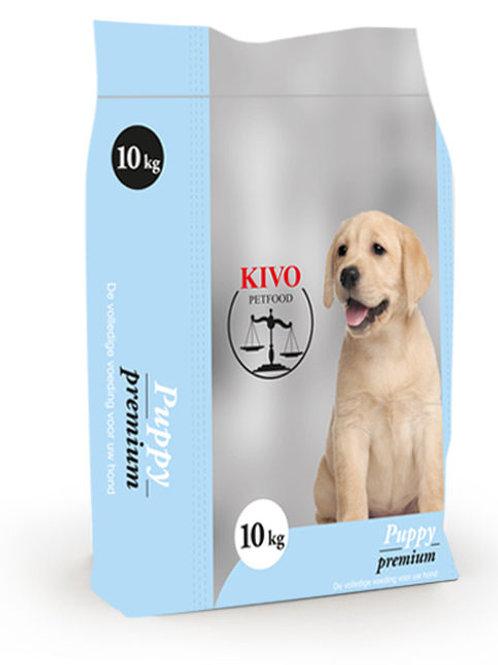 Kivo Petfood brokken Puppy Premium (Krokant)