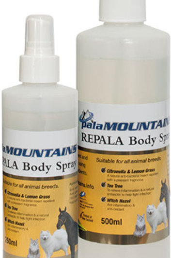 palaMOUNTAINS REPALA Body Spray 250 ml