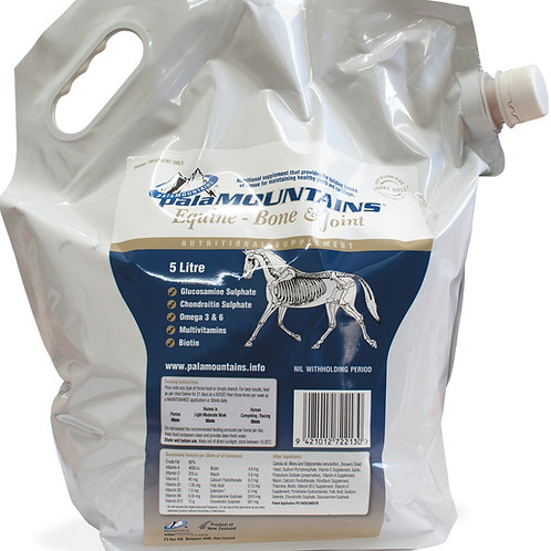 palaMOUNTAINS Equine Bone & Joint 2,5 liter