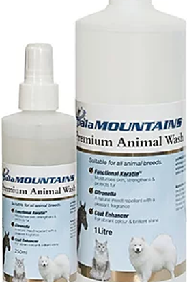 palaMOUNTAINS Premium Animal Wash 250 ml