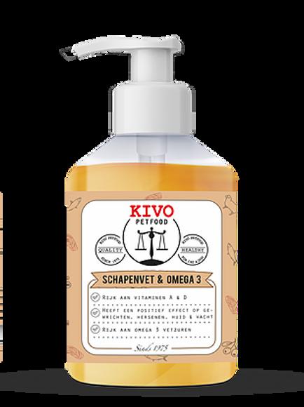 Kivo Petfood Schapenvet & Omega 3