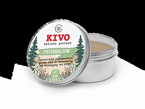 Kivo Petcare Biologische potenbalsem in blik
