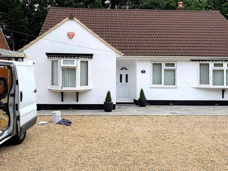 Exterior Wall Coatings We specialise in exterior wall coatings.