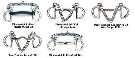 Kimberwick Bits