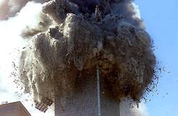 WTC-collapse
