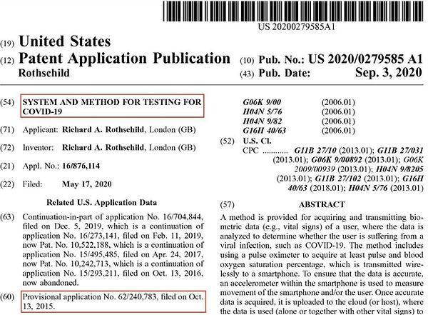 Rothschild Covid test patent 2015.jpg