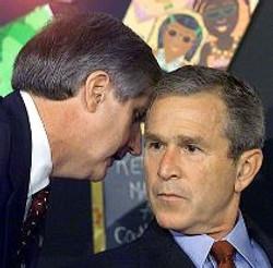 Bush booker school2