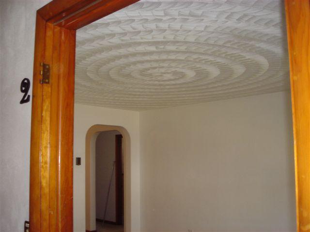 Swirled Celings