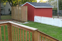 Shed - Deck