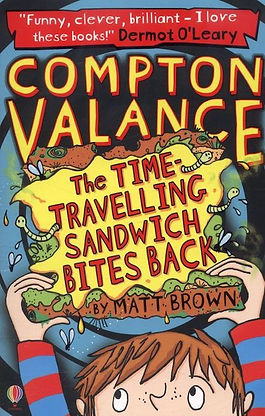 Compton Valance - The most powerful boy in the universe.