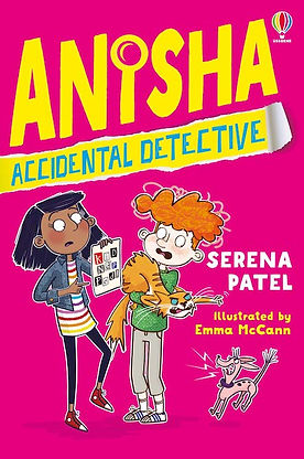 Anisha Accidental Dectective