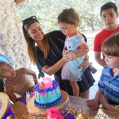 "Mady & Alice ""Birthday Party"""