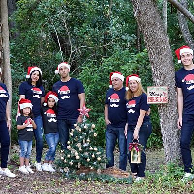 """""""Christmas"""" Family"""