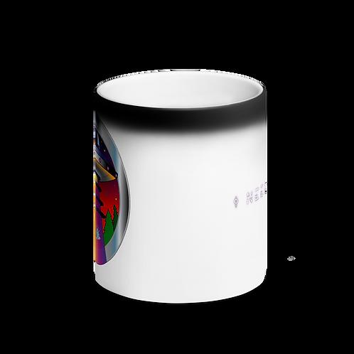 """""""I Need Space"""" Color Changing Mug"""