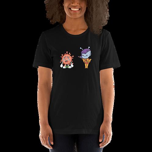 """""""Busted Baddies"""" Short-Sleeve Unisex T-Shirt"""