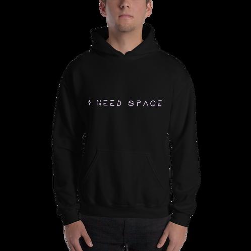 """I Need Space"" Unisex Hoodie"