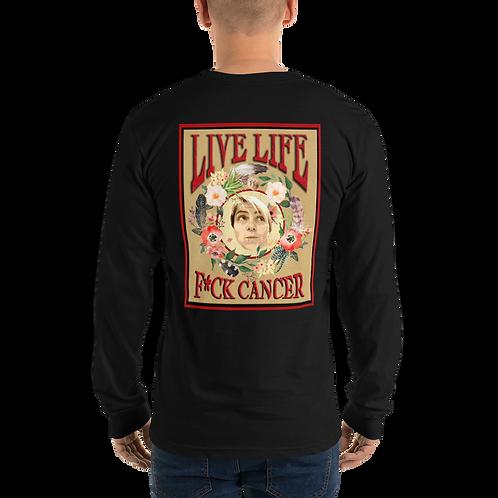 """Live Life"" Long Sleeve T-Shirt"