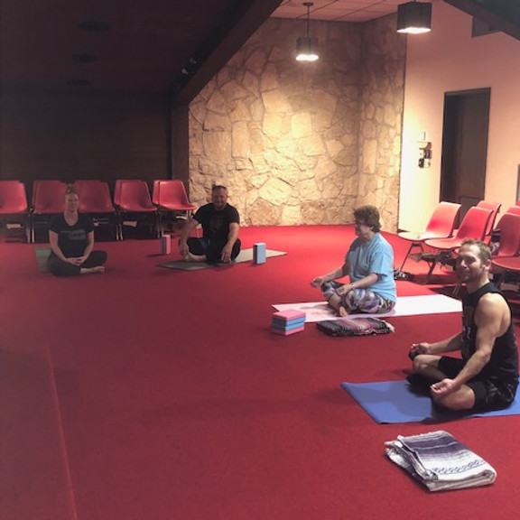 Lectio Yoga