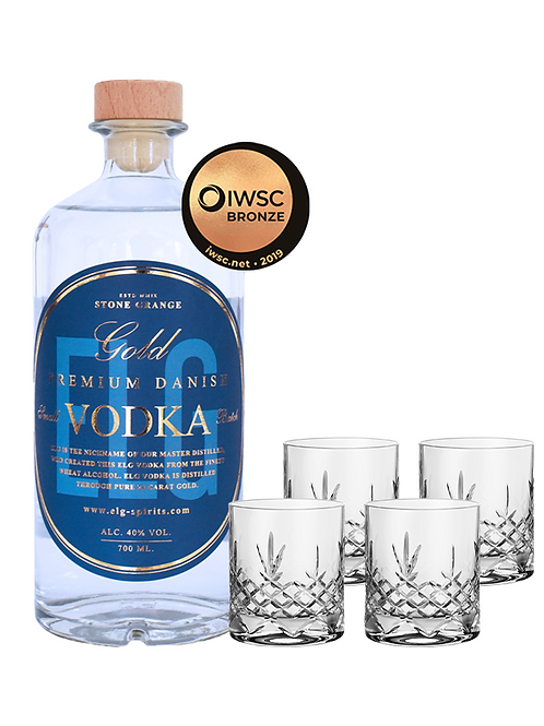 Elg Vodka Set