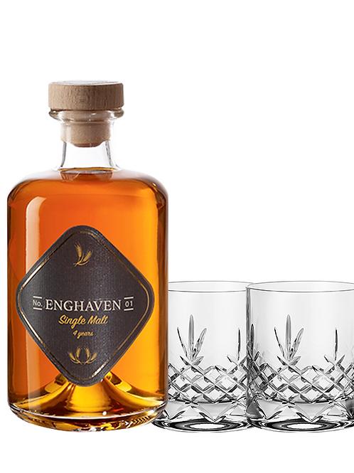 Enghaven Whisky Set