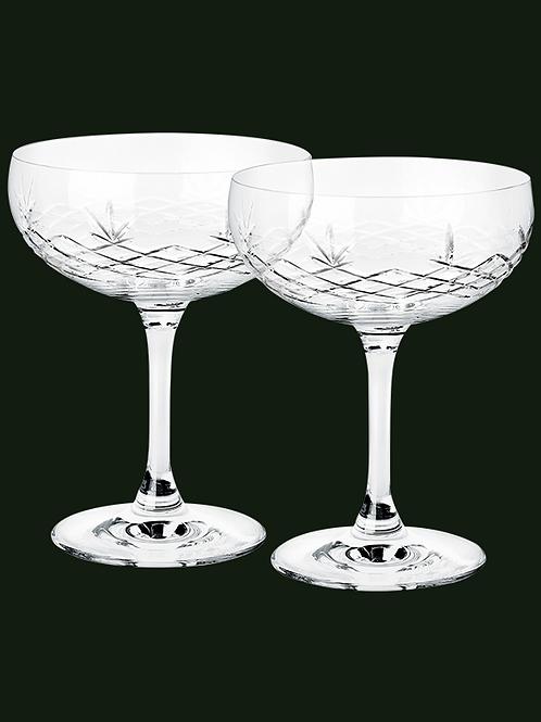 Crispy Gatsby Glasses by Frederik Bagger