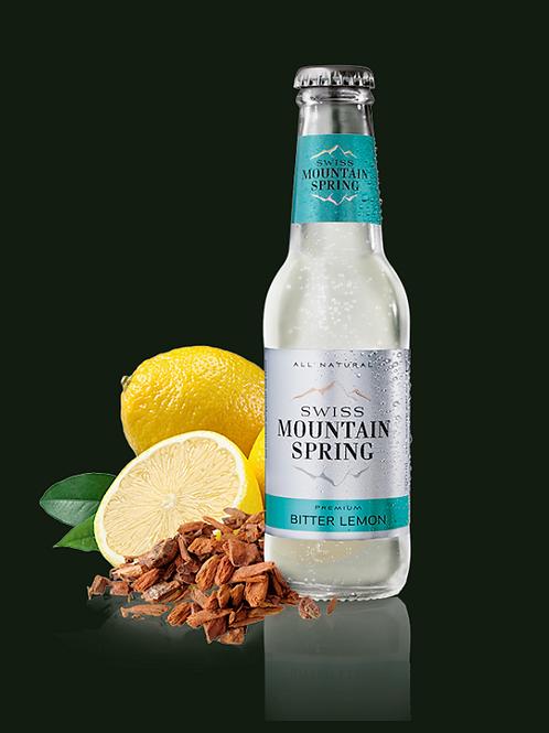 Swiss Mountain Spring All Natural Bitter Lemon